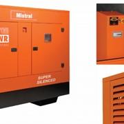 Серия шумозащищенных электростанций Mistral1 фото
