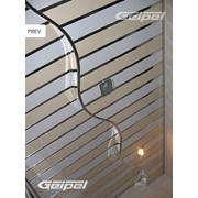 Алюминиевый реечный потолок Geipel фото