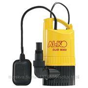 Насос погружной для чистой воды Al-ko SUB 6000 фото