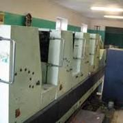 Листовые офсетные печатные машины фото