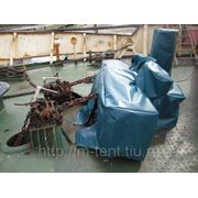 Чехлы на судовые агрегаты.