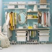 Система хранения для гардеробных комнат фото