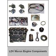 Запасные части на LDV MAXUS фото