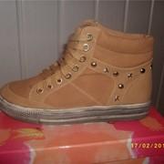 Женские ботинки фото