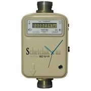 Счетчик газа УБСГ (G10) электронный ультразвуковой фото
