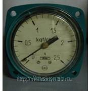 Манометр МТП-3М фото