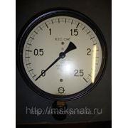 Мановакуумметр ОБМВ-160 фото