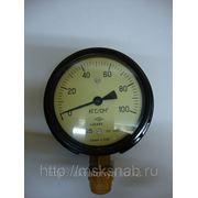 Манометр МК-100 фото