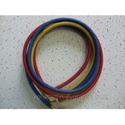 Шланги зарядные BRP-U-RUB 3x150mm (R410a) фото