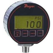 Манометр цифровой DPG-100 (точность +/-0,25%) фото