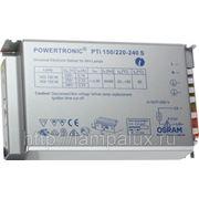 ЭПРА для металлогалогенных ламп OSRAM PTi 150/220-240 S 150x85x31 OSRAM — ЭПРА фото