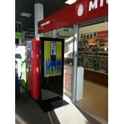 Сенсорная ВидеоСтойка - Инфомат терминал фото