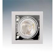 Карв комплектенный светильник Bianco cardano 111 214110 фото