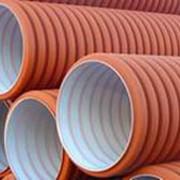 Труба наружная канализация Икапласт д.160 фото
