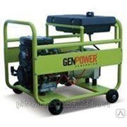 Генератор бензиновый GenPower GBS 100 TE 6,5 кВт фото