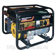 Бензиновый генератор Huter DY3000L(2.5 кВт) фото
