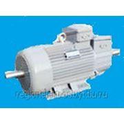 Крановый электродвигатель 4МТМ225L6 55 кВт 955 об/мин фото