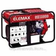 Бензогенератор (электростанция ) ELEMAX SHT 11500 (Япония) ; трехфазная ; 10 кВт ; Электростартер фото
