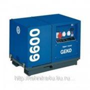 Электрогенератор Geko 6600 E–AA/HEBA SS фото
