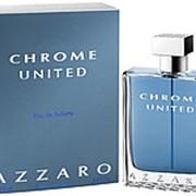 Azzaro Chrome United Туалетная вода для мужчин 100ml фото