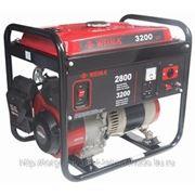 Генератор бензиновый (электростанция) Weima WM 3200 фото