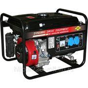 Бензиновый генератор Dde Gg2700 фото