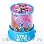 Проектор звездного неба Star Master Любовь Синий 109-1083391 фото