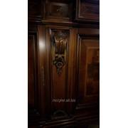 Реставрация декоративных мебельных элементов фото