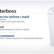 Water Boss (Series 700/900) умягчитель для воды кабинетного типа фото