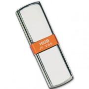 16Gb JetFlash V85 Transcend USB-флеш накопитель, USB 2.0, TS16GJFV85, Серебристый фото