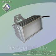 Промышленный светодиодный светильник фото