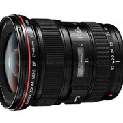 Canon EF 17-40mm f/4.0L USM фото