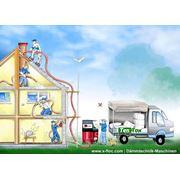 Утепление домов, зданий и сооружений фото