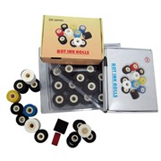 Красящие ролики, парафиновые ролики, терморолики Hot Ink Rolls фото