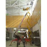 Усиление металлических конструкций,ферм,балок,колонн фото