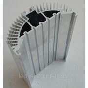 Алюминиевый профиль для светодиодного светильника фото