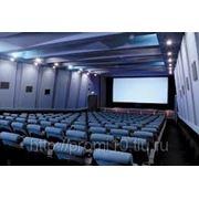 Акустическая звукоизоляция кинотеатров фото