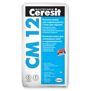 Смесь клеящая для напольных плит и керамогранита Ceresit CM 12 фото