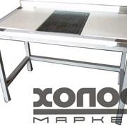 Столы для обработки мяса (СПОМ) фото