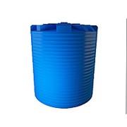 Бак для воды ЦВ 2000 фото
