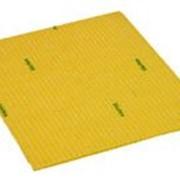 Салфетка-губка Виледа Веттекс Классик 18х20 цвет желтый фото