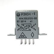 Реле электромагнитное РЭН 34 Т фото