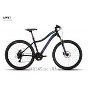 Велосипед GHOST Lawu 2 black/pink/blue, 16MS4504 фото