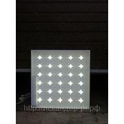 Светильник встраиваемый светодиодный ССВ-36/3035/АП101 фото