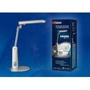 Настольный светильник Uniel TTL035SilverG2311W фото