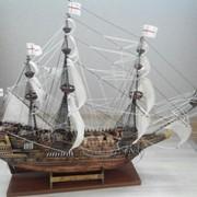 """Корабль """"sovereign of the seas"""" фото"""