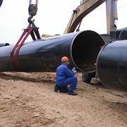 Строительство стальных трубопроводов диаметром от 50 до 700 мм фото