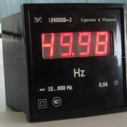 Цифровой частотомер ЦЧ0205 фото