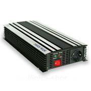 Автомобильный инвертор Энергия HTA-1200С с функцией зарядки АКБ фото