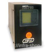 Инвертор настенный (источник бесперебойного питания) с функцией стабилизатора ПН-750Н фото